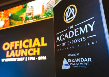 Academy of Esports Iskandar Puteri kicks off with a DotA 2 Training Bootcamp