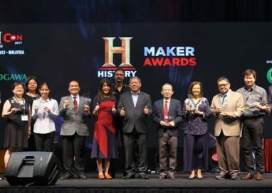 Malaysia makes history!