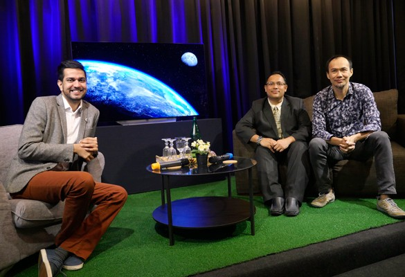 Panel Discussion: An Evolution of TV Display Technology