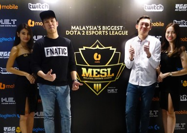 U Mobile and Mineski Events Team together with Logitech G establish Malaysia Esports League, the Biggest DotA 2 League in the Country