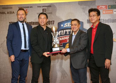 NBL Asia renews Largest Club Basketball Tournament in the country