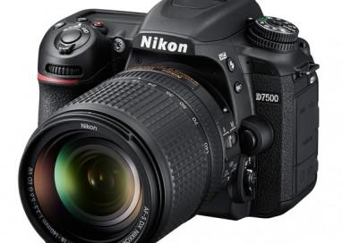 Nikon D7500 receives EISA Prosumer DSLR Camera 2017-2018 Title in EISA Award