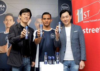 NIVEA MEN and 11street bring out the Champion in You