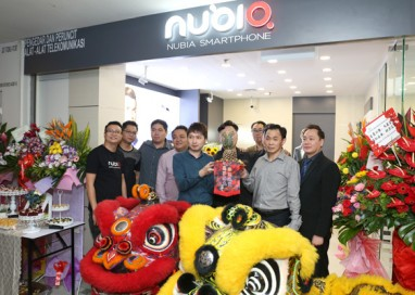 Nubia launches the First Care Center in Malaysia