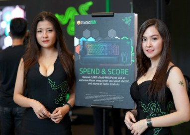 Razer launches zGOLD-MOLPoints in the heart of Malaysia
