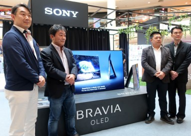 Experience A Whole New World with Sony