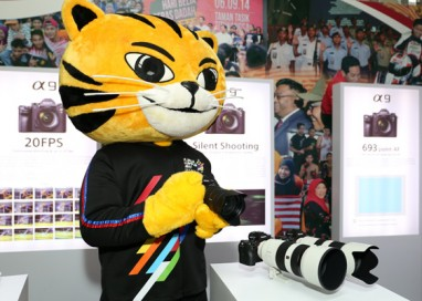Sony signs as Gold Sponsor of Kuala Lumpur 2017 SEA Games