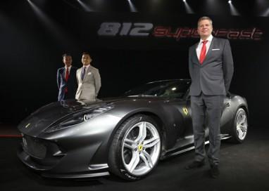 Ferrari 812 Superfast debuts in Malaysia