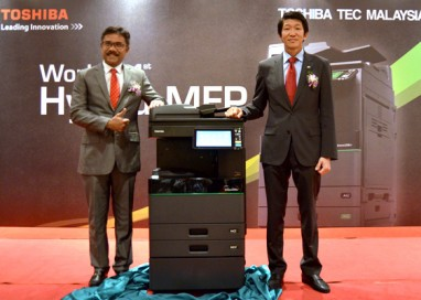 Toshiba TEC unveils World's First Hybrid Multi-Function Printers with Erasable Print Function