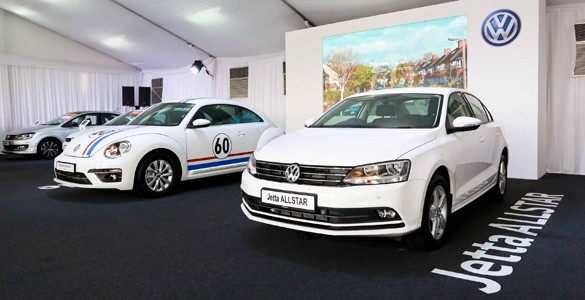 Jetta ALLSTAR and Special Edition 60th Merdeka Beetle unveiled at Volkswagen Fest 2017