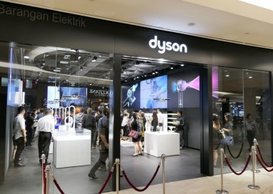 Dyson opens Southeast's first Demo Store in Kuala Lumpur