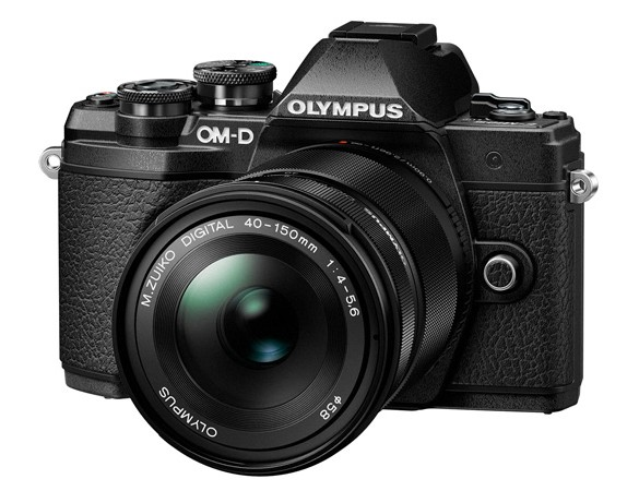 Olympus OM-D E-M10 Mark III Review.