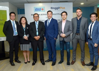 RHB partners RinggitPlus to introduce Southeast Asia's First Online Personal Loan Application Processing via ChatBot