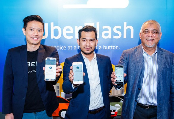 Uber launches UberFLASH and UberTAXI to give Malaysians more choices