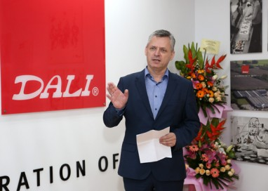 DALI A/S opens Asia Pacific regional office in Kuala Lumpur