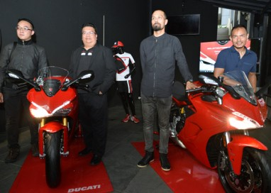 Next Bike launches all-new Ducati SuperSport and SuperSport S