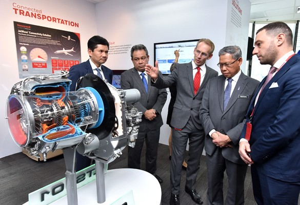 Honeywell launches ASEAN Headquarters in Malaysia