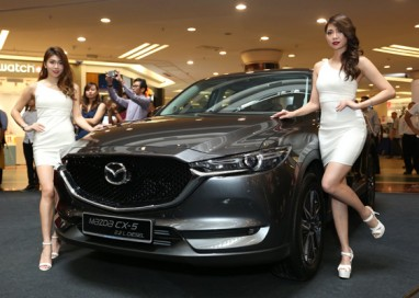 Mazda's CX-5 Renewed, Refined and Perfected
