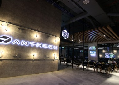 Pantheon, the First Platinum Level iCafe in Malaysia certified by NVIDIA