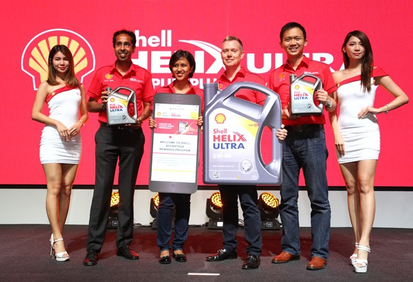 New Shell Helix Ultra 'Drive On' Campaign to inspire Passion for Driving