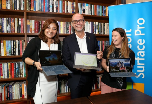 Microsoft launches the new Surface Pro in Malaysia