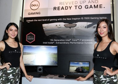 Dell and Alienware unveil Hot New Gaming Rigs, Monitors and Peripherals