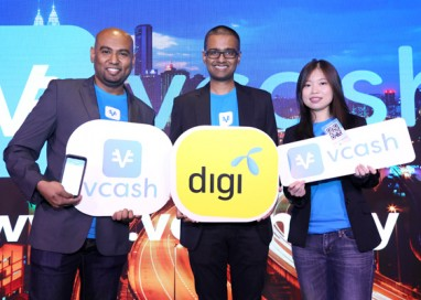 Digi launches vcash e-Wallet that works with any bank, smartphone or telco