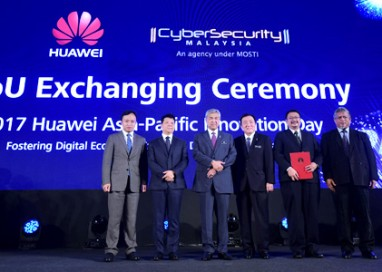 Huawei and CyberSecurity Malaysia cooperate to create a safer and more secure cyberspace for Malaysia's digital future