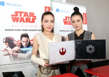 Lenovo invites Malaysian Star Wars Fans to choose their side!