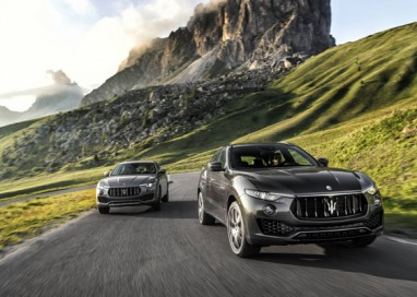 The Maserati Levante S powers into the Malaysian SUV market