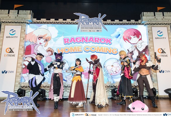 Ragnarok Online returns to Malaysia and Singapore