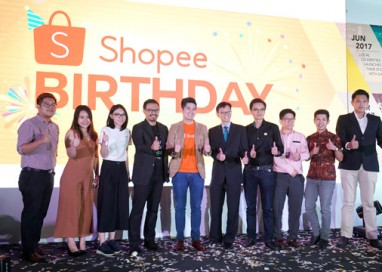 Shopee celebrates Birthday with about 80 Million Downloads across the Region