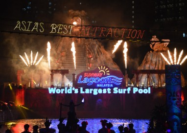 A Celebration worth 20 Million Smiles, Laughter and Memories at Sunway Lagoon