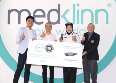 60 ambulances get Medklinn's Autoplus sterilisers