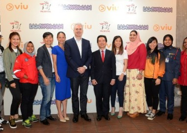 Viu & Prudential officially release Malaysian Series 'I AM WOMAN'