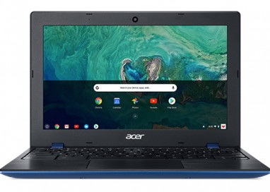 Acer unveils Latest Laptops at CES 2018