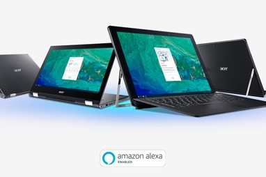 Acer to bring Amazon Alexa to PCs in 2018