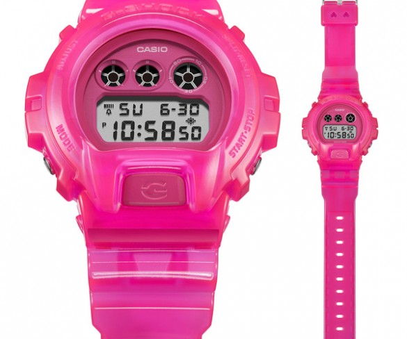 Casio to release 35th Anniversary NIGO×K.IBE G-SHOCK Collection
