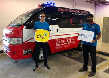 Digi's iFleet to provide time critical tracking for Medilife Ambulance Services and eCall systems