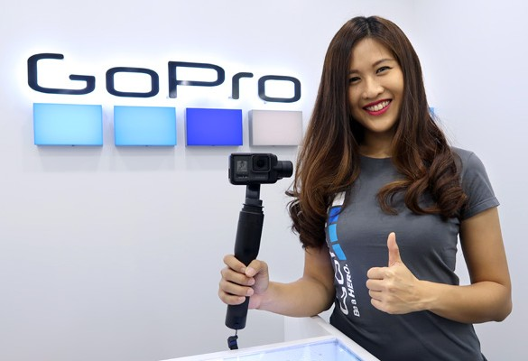 GoPro Brand Store is NOW in Mid Valley Megamall