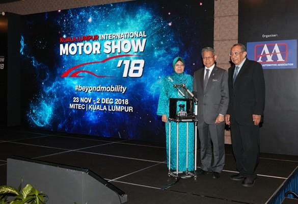 Kuala Lumpur International Motor Show makes comeback In 2018