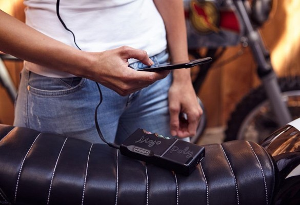 Chord Electronics' Poly streamer turns the smartphone into a Hi-Fi-quality music player