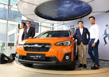 Subaru launches the All-New Subaru XV
