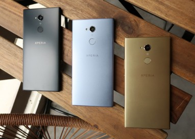 Sony ushers in the New Year with new selfie smartphones: Xperia XA2 Ultra, Xperia XA2 and Xperia L2