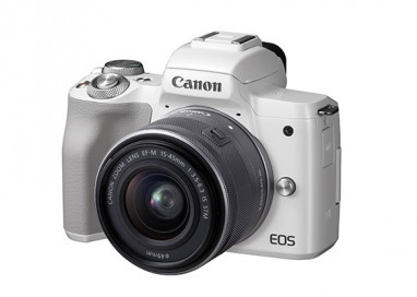Canon EOS M50. Its first mirrorless 4K System Camera