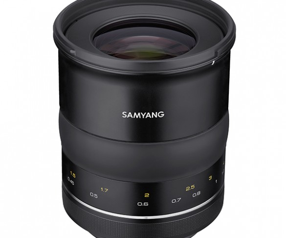 Samyang XP 50mm F1.2 Launched for Canon EF Mount