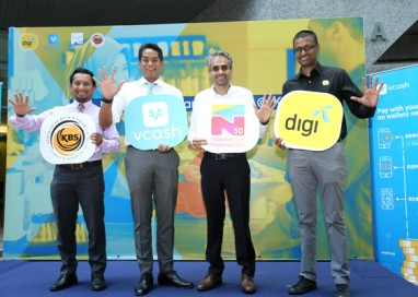 Ministry of Youth and Sports goes cashless with vcash