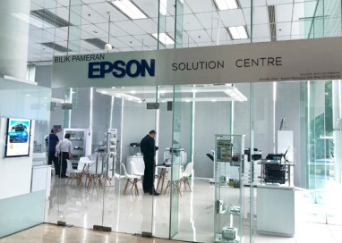 Epson Malaysia unveils its First Solution Centre in Malaysia