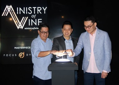 Focus Dynamics Group launches Ministry of Wine E-Commerce Site to serve the growing Malaysian Online Wine Market