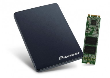Pioneer introduces APS-SL2 and APS-SM1 Solid-State Drives